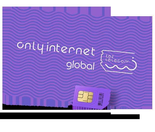 мобильный интернет в рейсе, мобильная связь в море, Tez Telekom