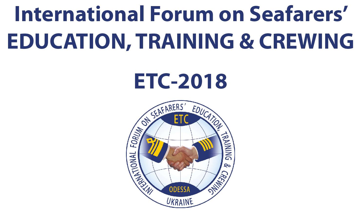 International forum on seafarers' education training crewing