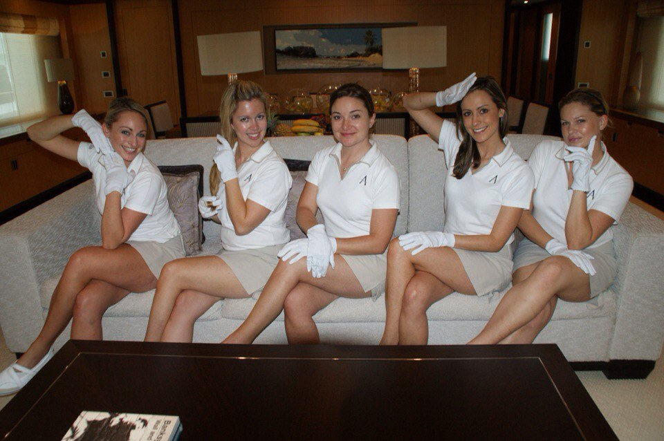 yacht-stewardess-training