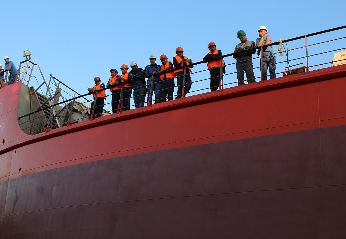танкер, танкерный флот, работа на танкерах, советы морякам
